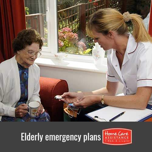 Making Emergency Plans for Seniors