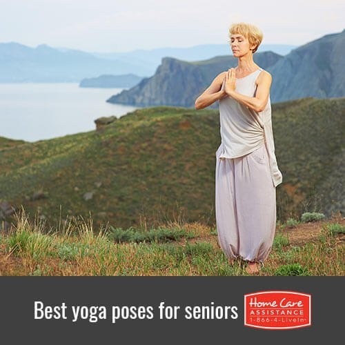 Yoga Poses that are Easy Enough for Seniors to do in Dayton, OH