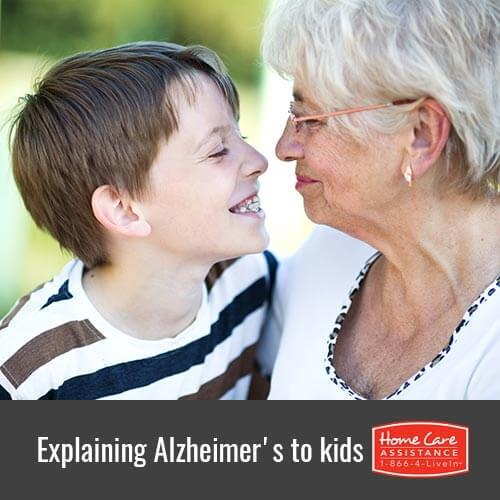 How to Explain Alzheimer's to Children in Dayton, OH