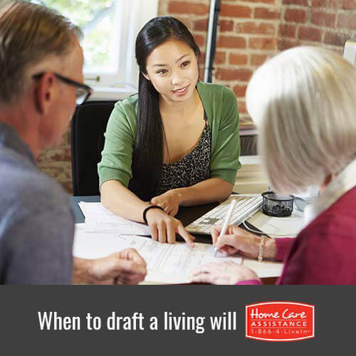 When Your Senior Loved One Should Make a Living Will and Why in Dayton, OH