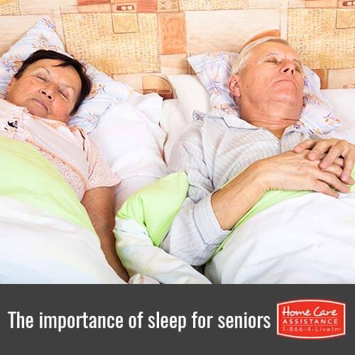 The Importance of Sleep for the Elderly in Dayton, OH