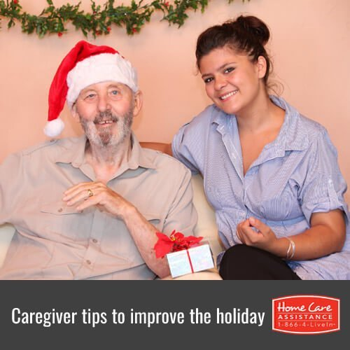 Holiday Tips for Family Caregivers in Dayton, OH