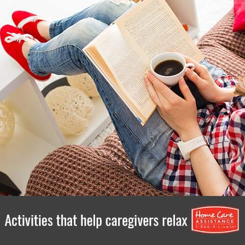 5 Activities That Help Dayton, OH Caregivers Relax