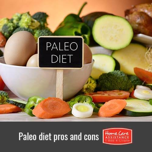 The Pros and Cons of the Paleo Diet for the Elderly in Dayton, OH