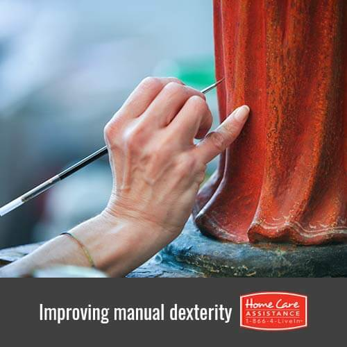 Helping Seniors Improve Manual Dexterity in Dayton, OH