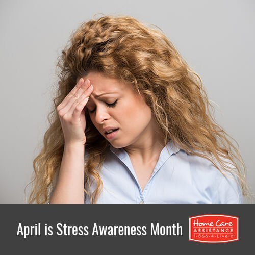 What Caregivers Can Learn from Stress Awareness Month in Dayton, OH