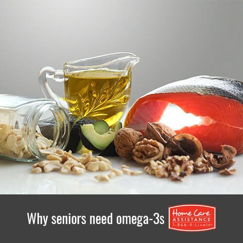 6 Reasons Seniors Need Omega-3 Fatty Acids in Dayton, OH