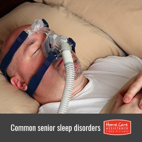 Top 6 Sleep Disorders Among the Elderly in Dayton, OH