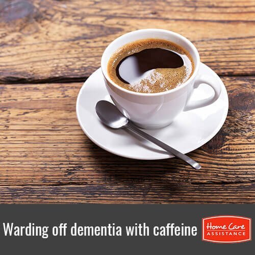 Does Caffeine Stave Off Dementia in Women in Dayton, OH