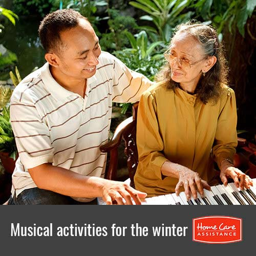 Great Musical Activities to Enjoy During the Winter in Dayton, OH