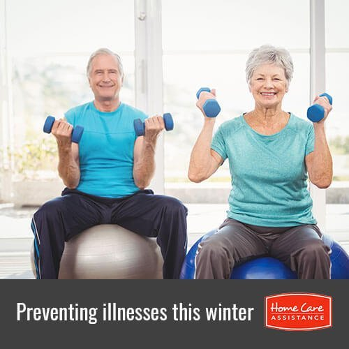 5 Ways the Elderly Can Prevent Illnesses This Winter in Dayton, OH
