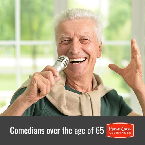 5 Outstanding Senior Comedians to Remember in Dayton, OH