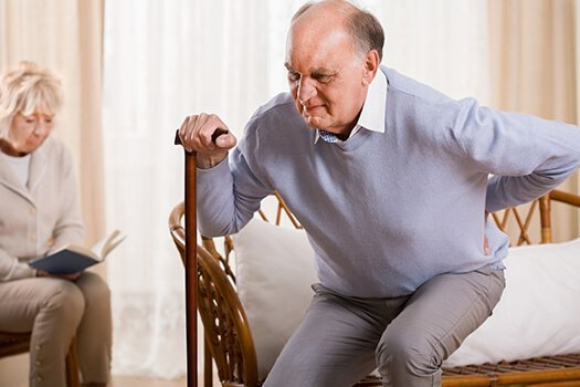 Reducing the Risk of Hip Fractures in the Elderly in Dayton, OH