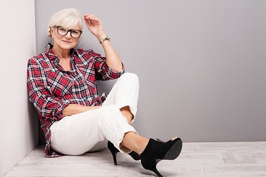 Simple Makeovers Tips for Older Women in Dayton, OH
