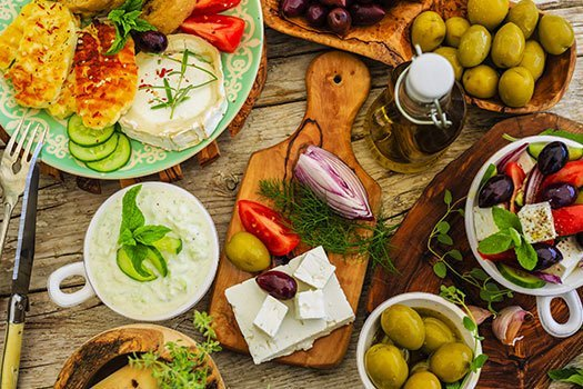 Using a Mediterranean Diet to Lower Dementia Risk in Dayton, OH