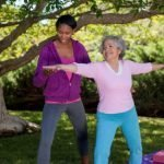 Remain Active while Aging